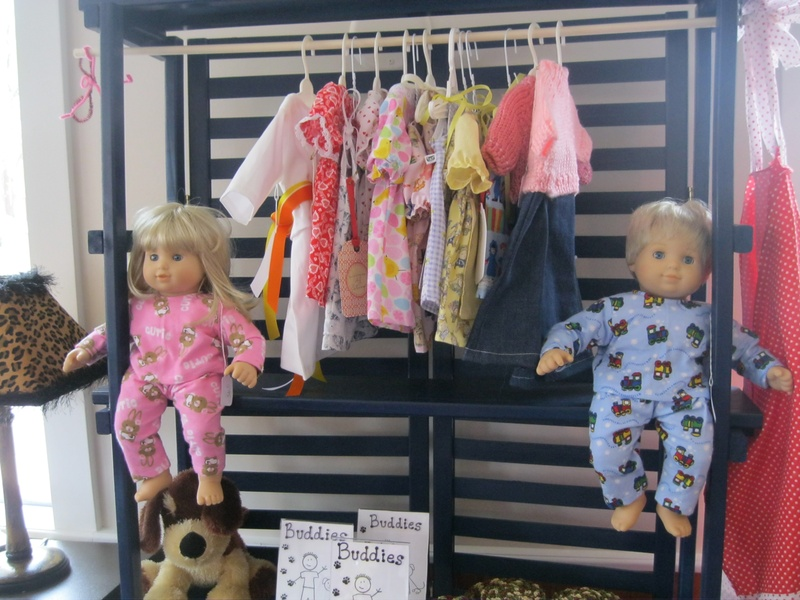 Doll Clothes on Consignment