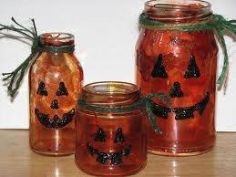 Jar-o-lanterns!